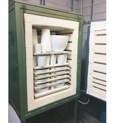 Hoogstook per ovenplaat
