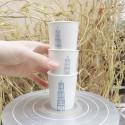 Latte beker Toren Collectie BAM Keramiek