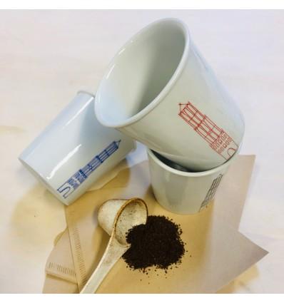 Koffiebeker 250ml BAM Keramiek