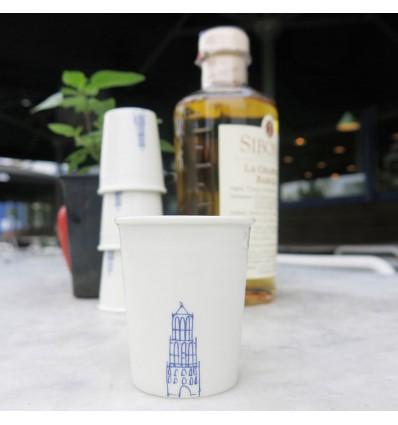 Espresso beker Toren Collectie BAM Keramiek
